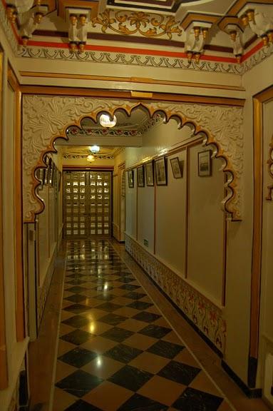 отели Индии и их интерьер 4 95641
