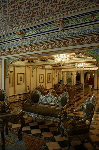 отели Индии и их интерьер 4 76279