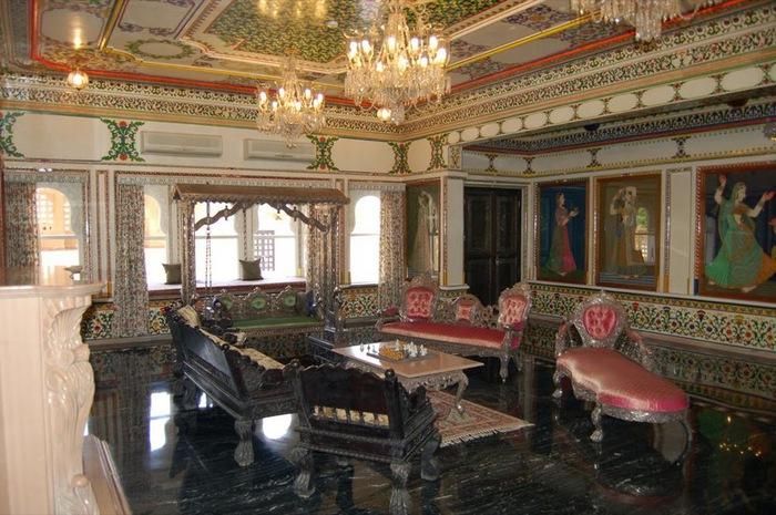 отели Индии и их интерьер 4 22793