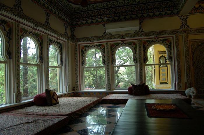 отели Индии и их интерьер 4 96619