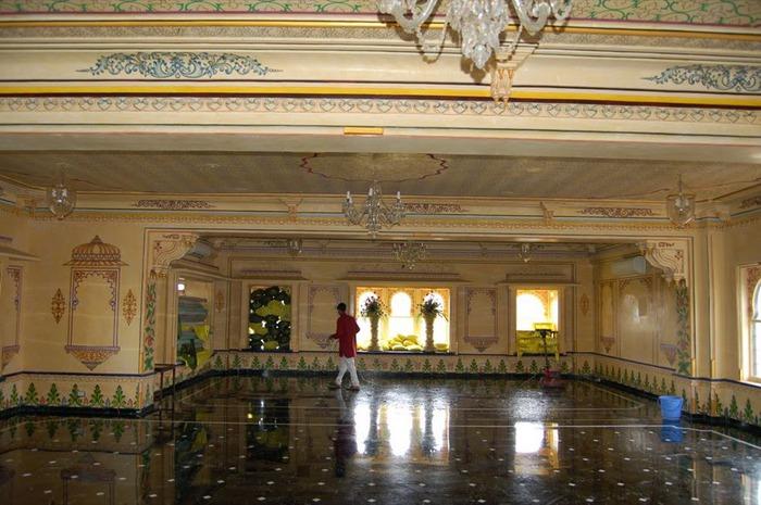 отели Индии и их интерьер 4 33277