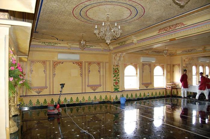 отели Индии и их интерьер 4 31249