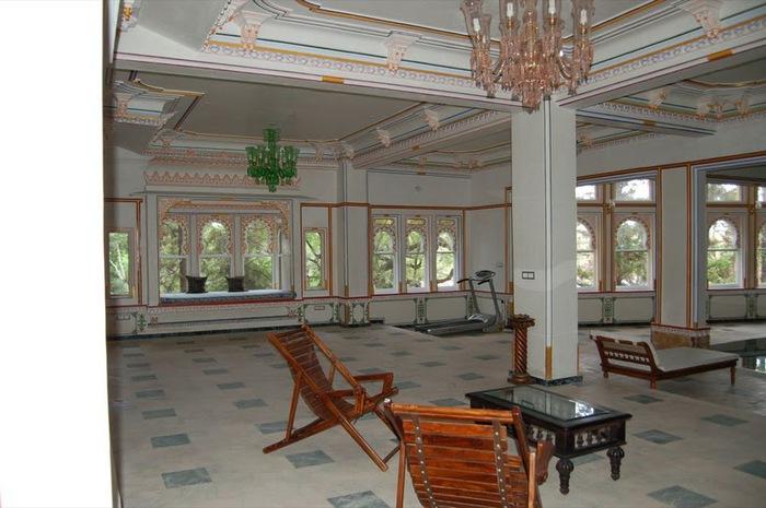 отели Индии и их интерьер 4 67080