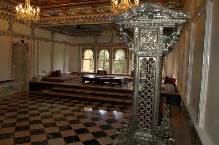 отели Индии и их интерьер 4 14620