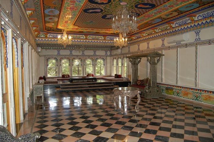 отели Индии и их интерьер 4 57635