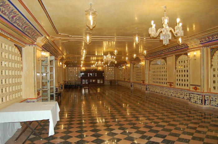 отели Индии и их интерьер 4 70024