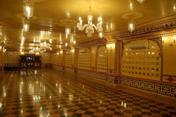 отели Индии и их интерьер 4 36896