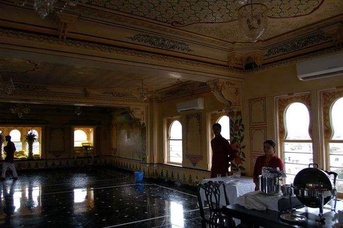 отели Индии и их интерьер 4 71333