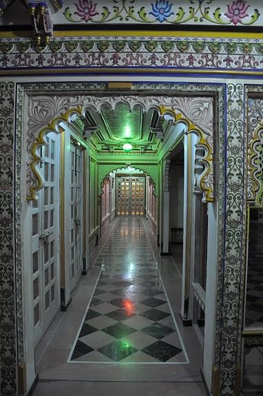 отели Индии и их интерьер 4 11108