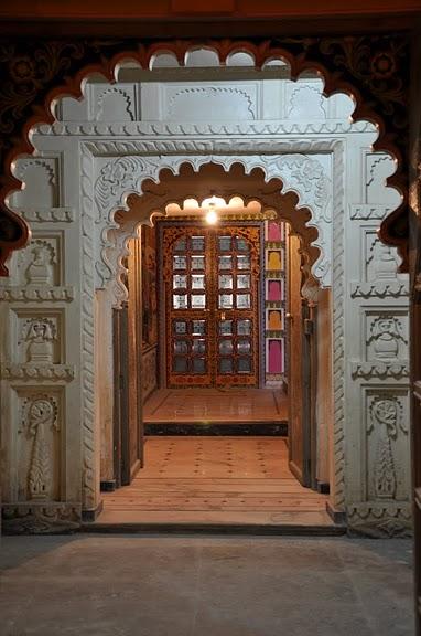 отели Индии и их интерьер 4 94569