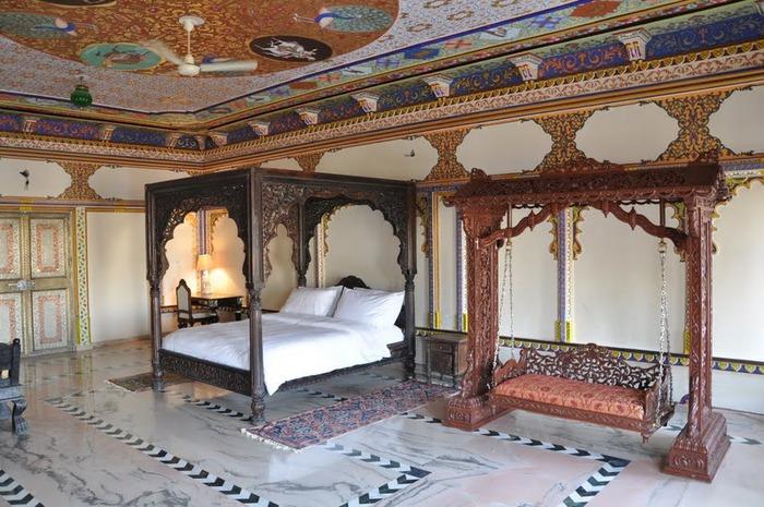 отели Индии и их интерьер 4 75762