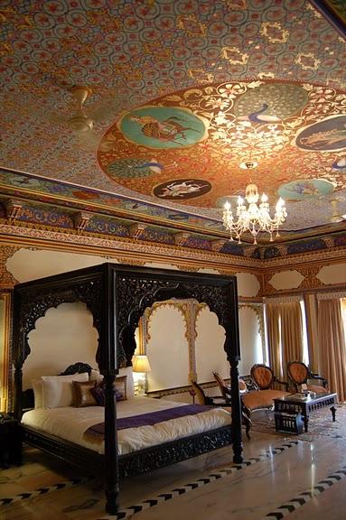 отели Индии и их интерьер 4 42337