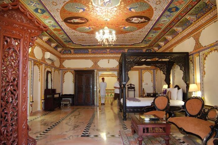отели Индии и их интерьер 4 90691