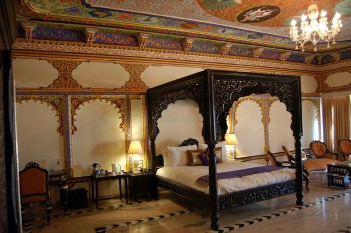 отели Индии и их интерьер 4 50801