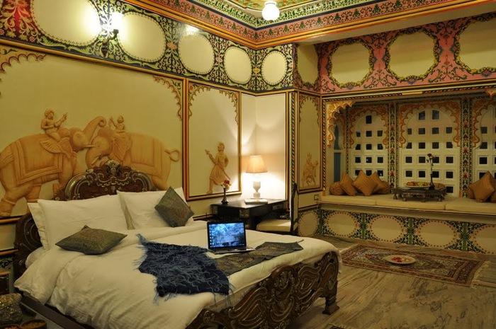 отели Индии и их интерьер 4 19120
