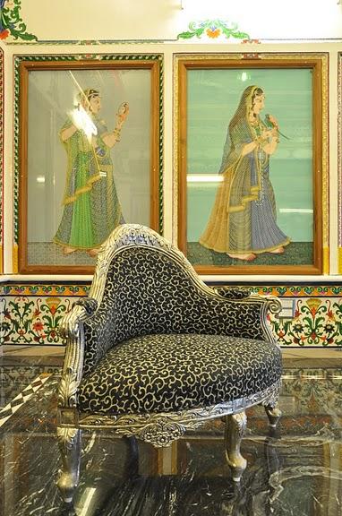 отели Индии и их интерьер 4 25618