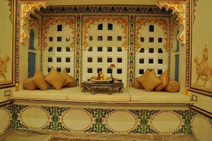 отели Индии и их интерьер 4 67184