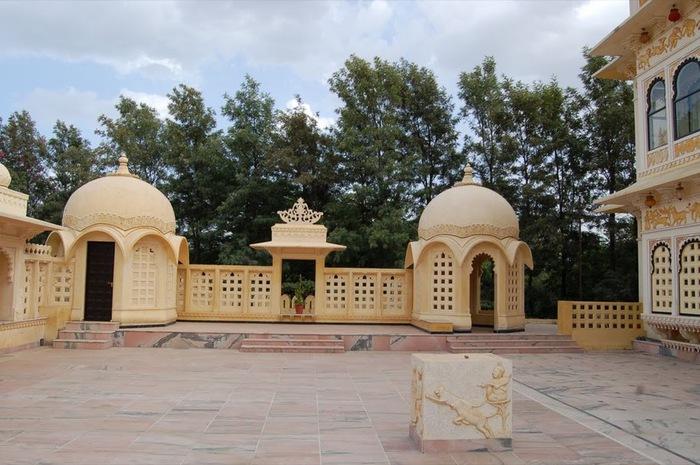 отели Индии и их интерьер 4 39418