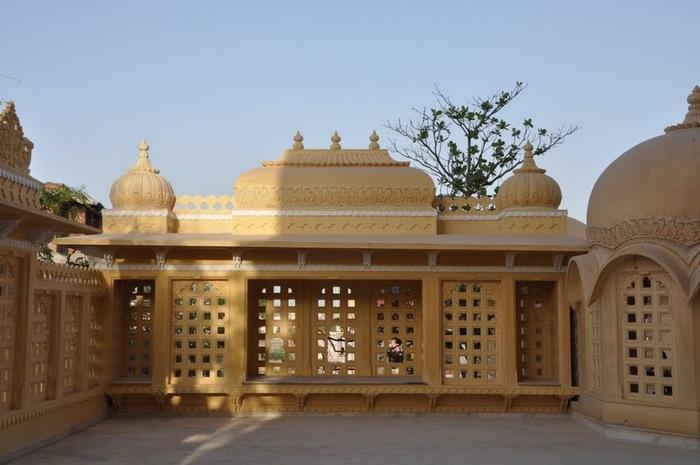 отели Индии и их интерьер 4 95723