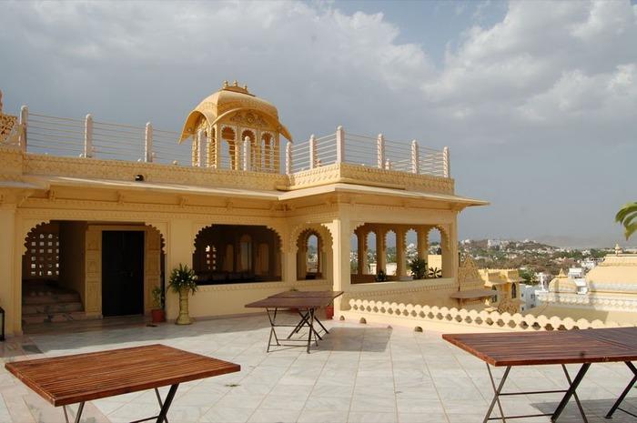 отели Индии и их интерьер 4 88150