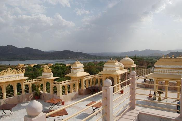отели Индии и их интерьер 4 46459