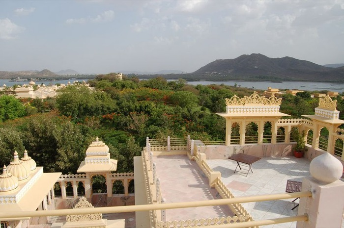 отели Индии и их интерьер 4 85205