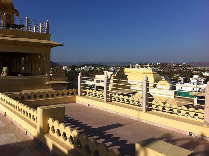 отели Индии и их интерьер 4 45614