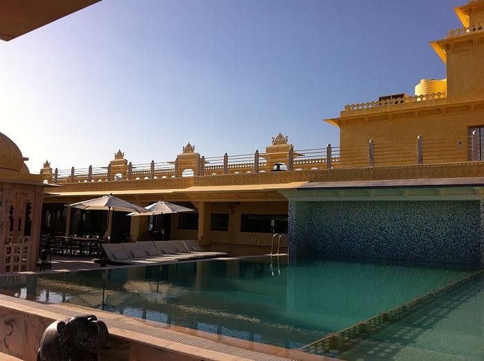 отели Индии и их интерьер 4 12873