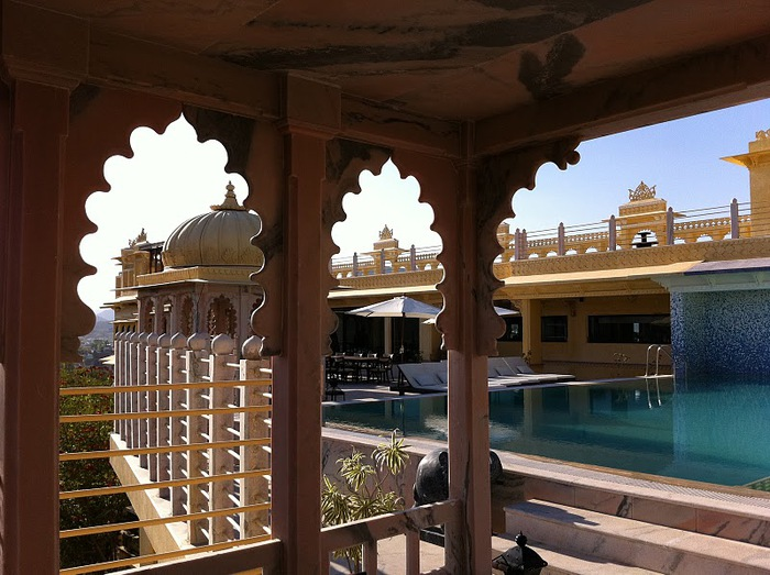 отели Индии и их интерьер 4 21524