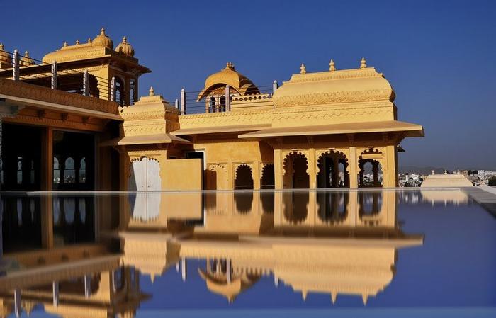 отели Индии и их интерьер 4 31059