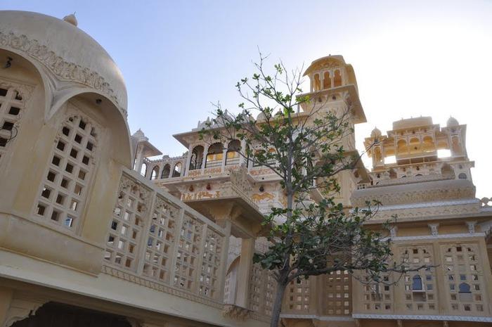 отели Индии и их интерьер 4 70061