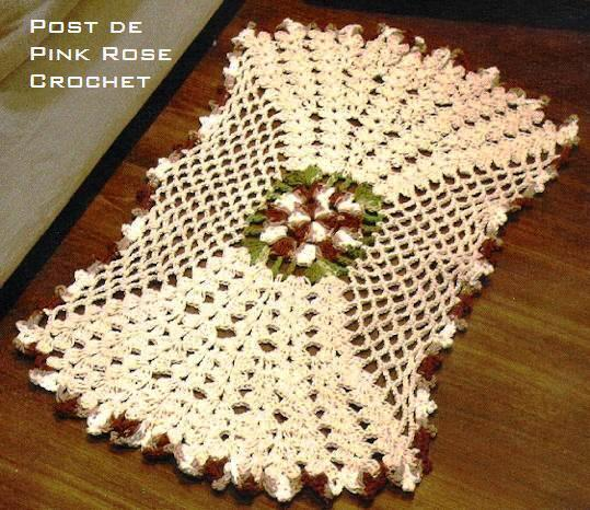 Tapete de Croche _Barbante - PRoseCrochet (539x466, 68Kb)