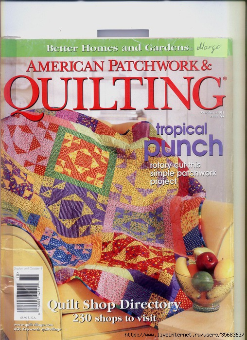 American Patchwork & Quilting no 52 (508x700, 332Kb)
