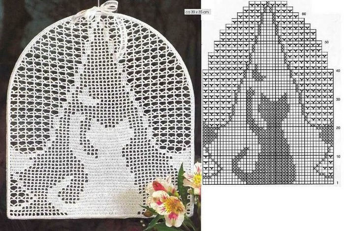 猫咪图案的编织品2 - maomao - 我随心动