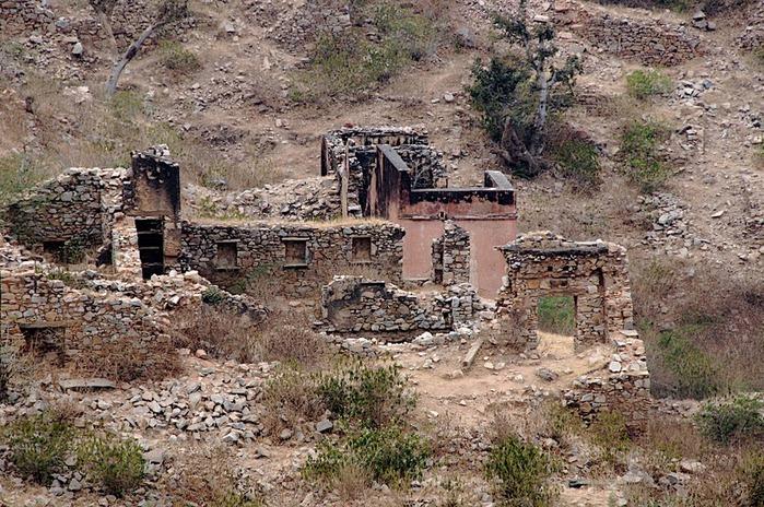 Форт Амбер (Amber Fort) 31985