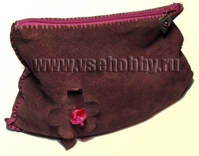 сумочки с ткани