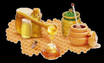 Витамины, которые входят в состав меда, в течение долгого времени, не...