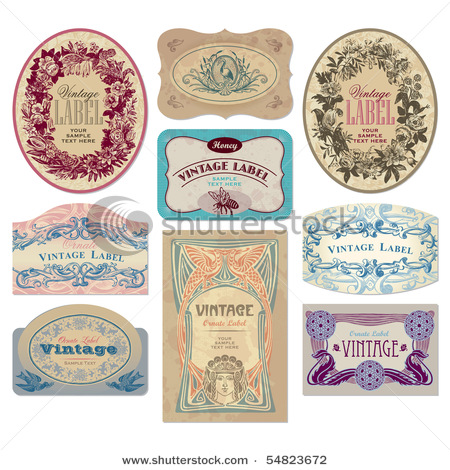 stock-vector-vintage-labels-set-vector-54823672 (450x470, 120Kb)
