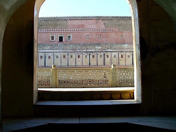 Форт Амбер (Amber Fort) 73230