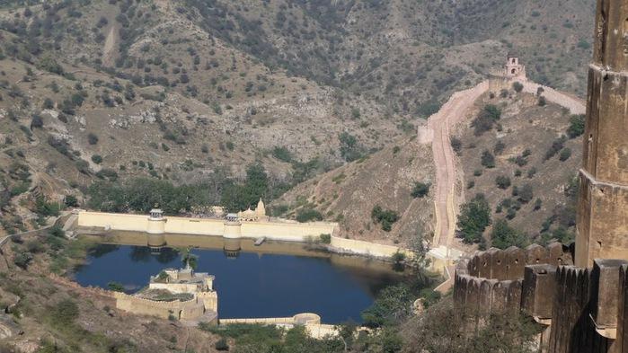 Форт Амбер (Amber Fort) 92734