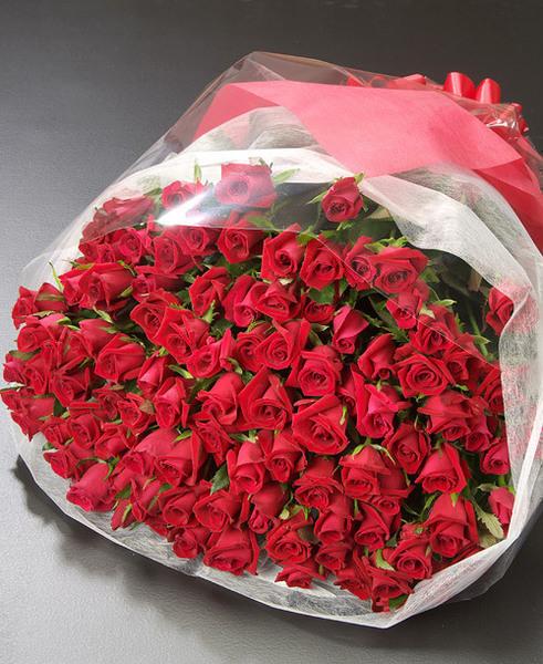 букет алых роз 1 (491x600, 143Kb)