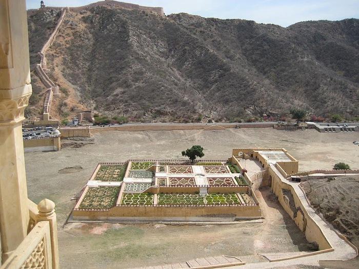 Форт Амбер (Amber Fort) 79647