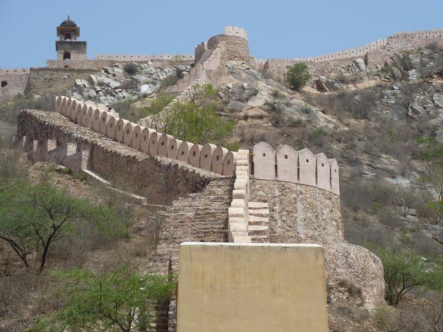 Форт Амбер (Amber Fort) 15535