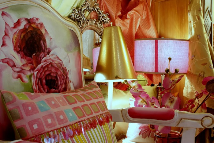 Феерия цвета от Jane Hall 50417