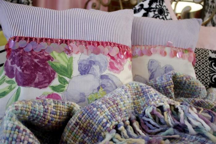 Феерия цвета от Jane Hall 20733