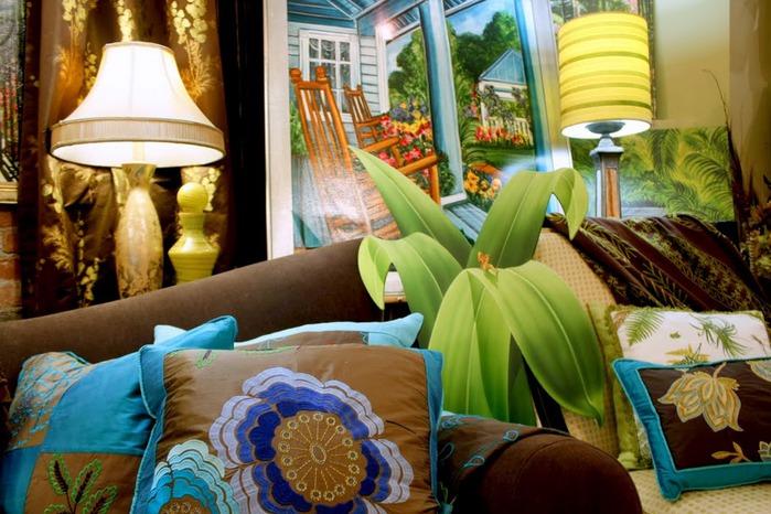 Феерия цвета от Jane Hall 30691