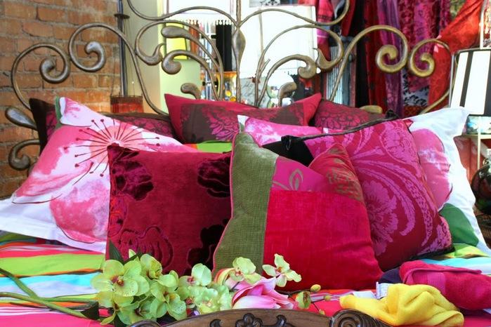 Феерия цвета от Jane Hall 98468