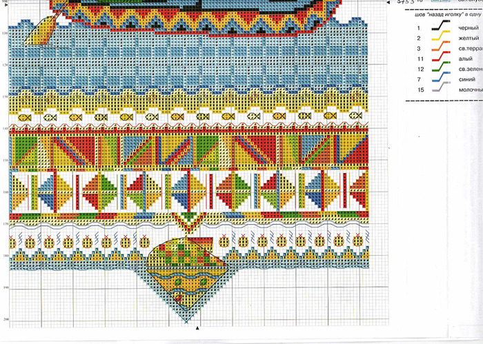 Схемы вышивки «африка» - Вышивка крестом 35