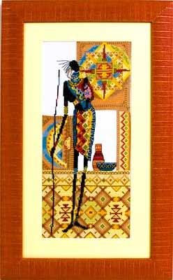 НМ-741 «Африка.Материнство» (248x400, 16Kb)