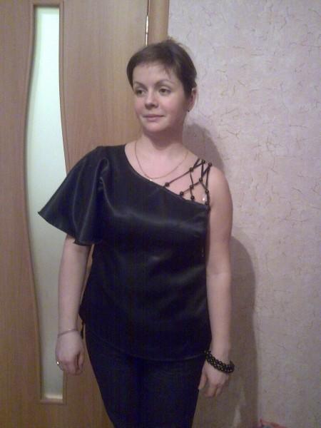 чёрная блуза (450x600, 52Kb)
